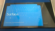 Microsoft Surface Rt/ 2/ Pro 1 / Pro 2 / Blue Touch Keyboard Cover 1515french