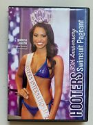 2012 30th Anniversary Hooters International Swimsuit Pageant Dvd Rare