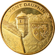 [912348] France, Token, Touristic Token, Mont Dauphin, Arts And Culture, 2012