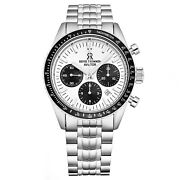 Revue Thommen 17000.6132 And039aviatorand039 Stainless Steel Chronograph Automatic Watch