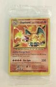 Pokemon Xy Evolutions Stamped Charizard Prerelease Promo Pack- Sealed 11/108
