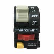 Left Handle Bar Switch Assembly For Polaris Sportsman 335 400 500 1999 2000 2001