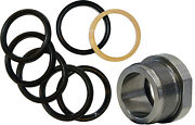 Seal Kit And Packing Nut Set 2 Fits Western Unimount Angle And Lift Cylinder