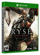 New Ryse Son Of Rome - Xbox One