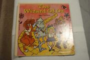 The Wizard Of Oz - Happy Time Chorus - 1971 - 33 Rpm Lp Vinyl Record Canada [a1]