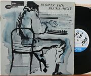 """Horace Silver Lp """"blowin The Blues Away"""" Blue Note 84017 Ny, Ear, Dg, Rvg"""