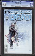 Walking Dead 7 Cgc 9.8 White Image, 2004 1st Tyreese, Julie, And Chris