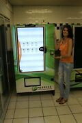 Vending Machine - With Video And Touchscreen Selection - Sell And Advertise...
