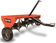 Lawn Grass Aerator 48 In Tow Behind Tractor Plug Tractor Outdoor Agri Yard Work