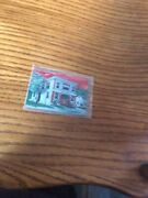 Magnet From 1998 Painting By Jarvis Boone Washingtonville Ny Old Fire House