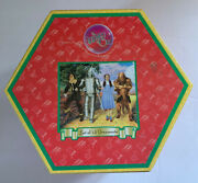 2009 Kurt Adler Wizard Of Oz Round Octagon Replacement Box Only No Ornaments