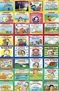 32 Book Lot Scholastic First Little Guided Readers Level A B C D Learn To Read