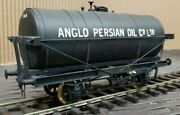Brass - O Gauge / Scale Anglo Persian Oil Co. Ltd. 2 Axle Tank Wagon Freight Car