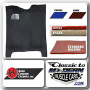 78-88 Gm G Body 2dr 4dr And Estate Wagon Carpet Cutpile And Essex W/standard Backing