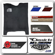 78-88 Gm G Body 2dr 4dr And Estate Wagon Carpet Cutpile And Essex W/ Mass Backing