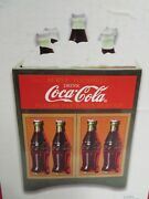 Coca Cola Delivery Cooler Cookie Jar New In Box Free Shipping
