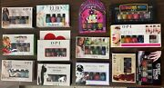 Valentine Gifts Opi Mini Collection Of Nail Polishes 4 Bottles Valentine Gifts