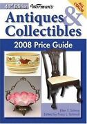 Warmans Antiques And Collectibles Price Guide By Ellen Schroy