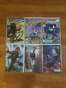 Amazing Spiderman Lot 256,263,13,23,26,3 1st App Normie And Great Spec