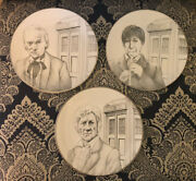 Doctor Dr Who Royal Albert Bone China Collectors Plate