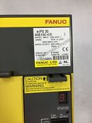 A06b-6140-h030 Fanuc Servo Drive Aips 30 Used Test Is Intact(fast Shipping)