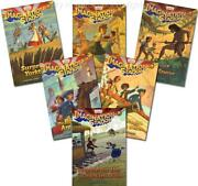 New Imagination Station Series 6 Book Set 13 - 18 Lot Of 6 Adventures Odyssey