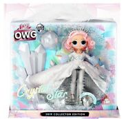 Lol Surprise Crystal Star 2019 Limited Edition Omg❄️❄️