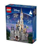 Lego The Disney Castle Playset 71040 Limited Release 4080 Pieces New In Hand