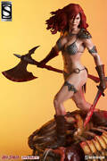 Sideshow Exclusive Red Sonja She Devil With A Sword Premium Figure 254/1500ex