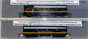 N Scale Kato Kobo Dcc Equipped F7 A/b Northern Pacific Np 6012 D/c Diesel Engine