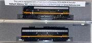 N Scale Kato Kobo Dcc Equipped F7 A/b Northern Pacific Np 6012 A/b Diesel Engine