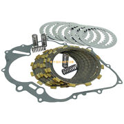 Clutch Kit Heavy Duty Springs And Cover Gasket For Yamaha Yfm660r Raptor 2001-2005
