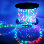 50and039 100and039 150and039 300and039 Ft Led Rope Lights Home Party Christmas Decorative In/outdoor