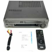 Sony Wv-tw2 Hi8 / Vhs Double Vcr