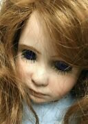 Beautiful Roma Doll By Thelma Resch 28 Tall
