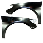 Capa 09-17 Vw Cc And 09-10 Passat Cc Front Fender Quarter Panel Lh+rh Set Pair