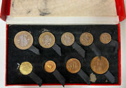 Great Britain Royal Mint Proof Set 1950 In Box