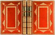 1858 Dresses And Decorations Of The Middle Ages Illustrated Color Plates Leather