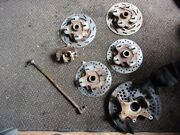 Yamaha 700 Grizzly Hubs With Disk Big Lot Of Parts