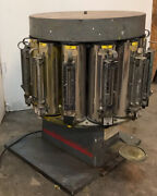 Red Devil Paint Colorant Dispenser Mixer With 12 Slots 056901 Type 1010 We Ship