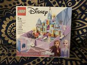 Lego Anna And Elsaand039s Storybook Adventures Disney Princess 43175 New Sealed