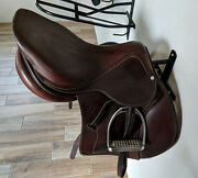Antares Sellier Contact Saddle Stirrups Leathers 17
