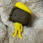 Funko Pop Proto No Paint Television Stranger Things 3 Eleven Yellow Outfit