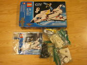 Lego City 3367 Space Shuttle 100 Complete, Box And Instructions
