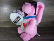 Vintage 1989 Energizer Bunny 24 Plush Toy Pink Super Plush First Edition