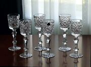 For Gift Shot Glasses 75 Ml High Quality Lead Crystal Set Of 6 Russia