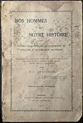 1911 1st Ed Our People And Our History Rodolphe Desdunes African Americana Scarce