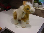 Nice,clean,working Hasbro Furreal Friends Baby Butterscotch Horse My Magic Pony