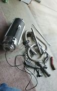 Vintage Retro Electrolux Vacuum Cleaner 1950s Canister Model Xxx Attachments