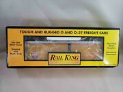 Mth Railking 30-7430 Union Pacific Rounded Roof Boxcar Free Shipping